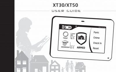 User Guide – XT30/XT50