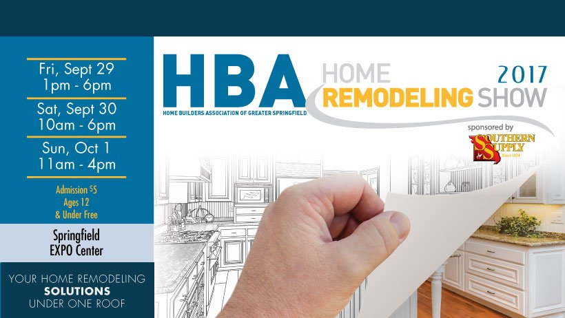 HBA Home Remodeling Show 2017