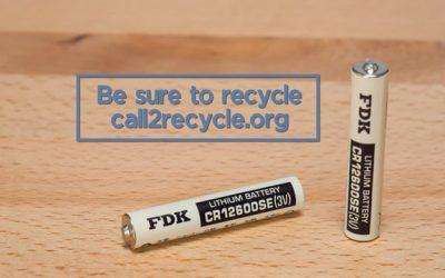 Battery Replacement Series: Recessed Door Contact