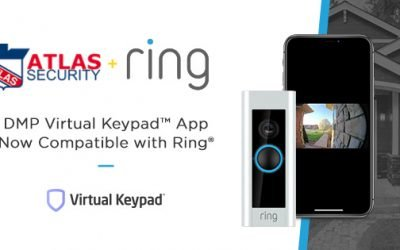 Virtual Keypad™ App Now Compatible with RING™