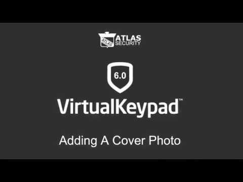 Virtual Keypad App – Cover Photos