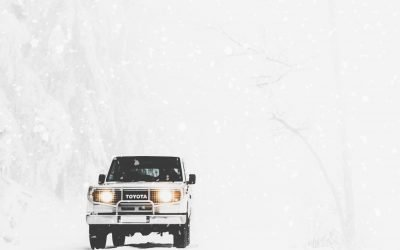 Getting Traction – Winter Weather Driving