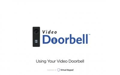 Virtual Keypad – Using Your Video Doorbell