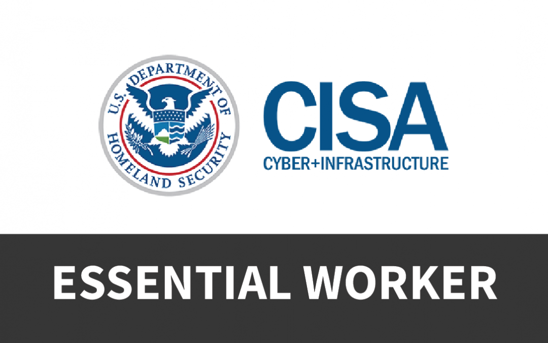"What Does ""Essential Worker"" Mean For You And Your Security System?"