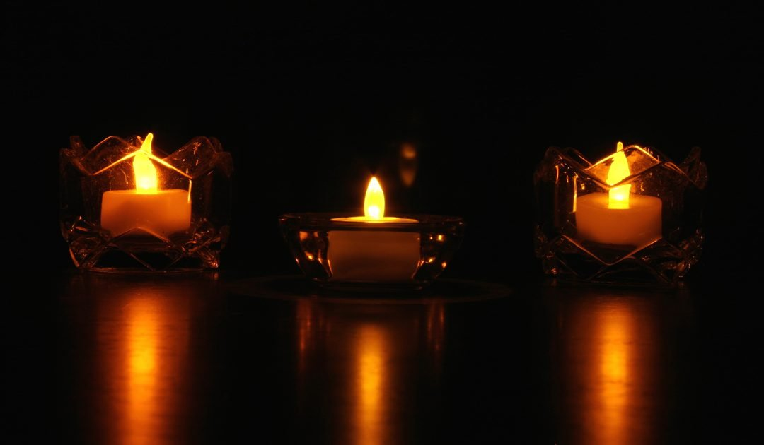 Halloween Safety Tip: Candles
