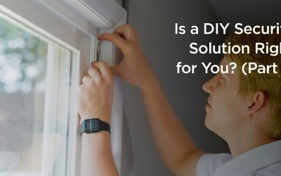 Is a DIY Security Solution Right For You? (Part 1)
