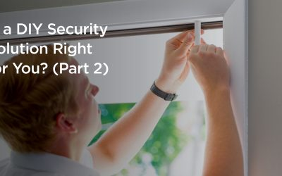 Is a DIY Security Solution Right For You? (Part 2)