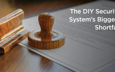 The DIY Security System's Biggest Shortfall