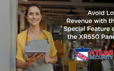Avoid Lost Revenue with this Special Feature with Our XR550 Panel!