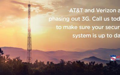 AT&T, Verizon 3G Sunset