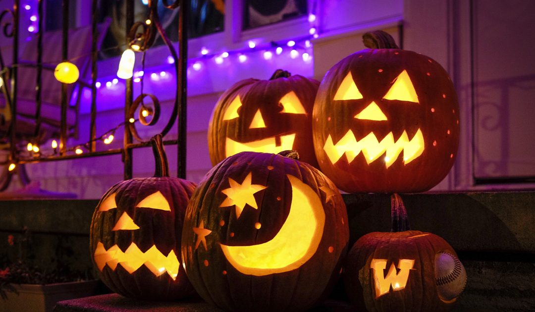 Automate Your Lights on Halloween