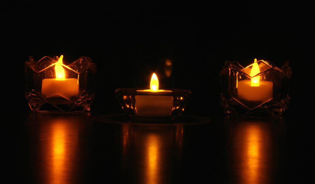 Candles On Halloween?